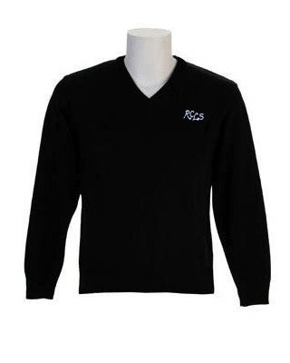 Lower School Sweater-Black-Youth Sizes