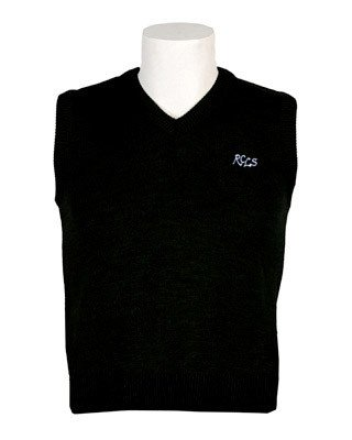 Black Vest - youth sizes (grades 5-8 only)