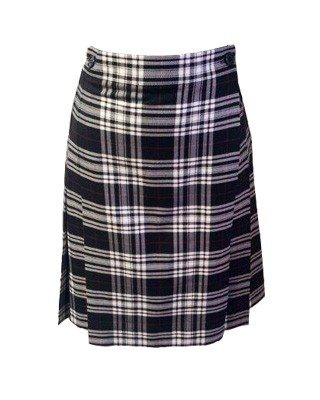 Plaid Kilt - Lower School