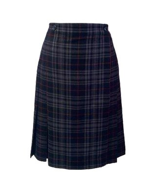 Plaid Kilt - Upper School