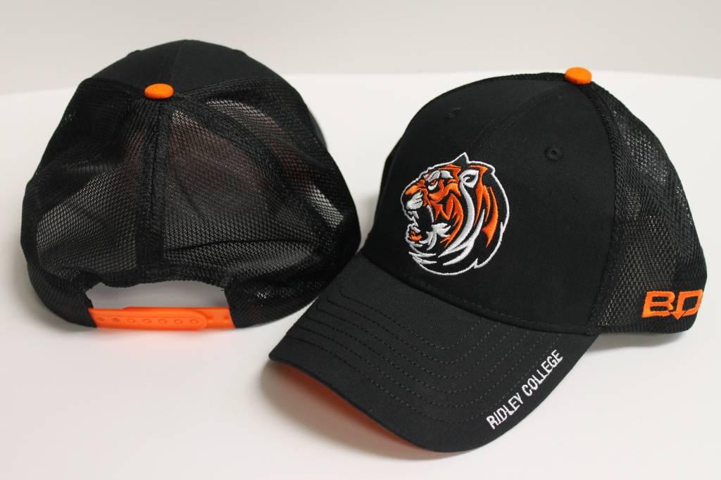 Bardown Ball Cap - Black With Tiger