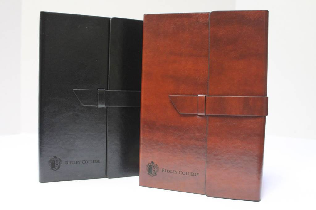 Portfolio - etched with Ridley College