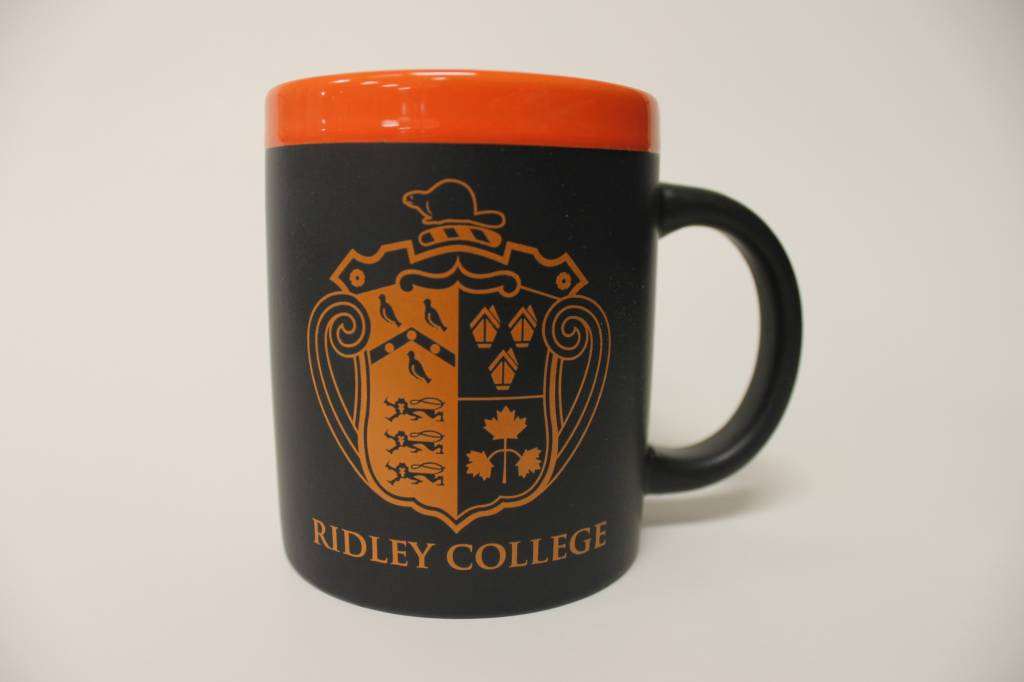 Ridley Crested Ceramic Mug-11oz