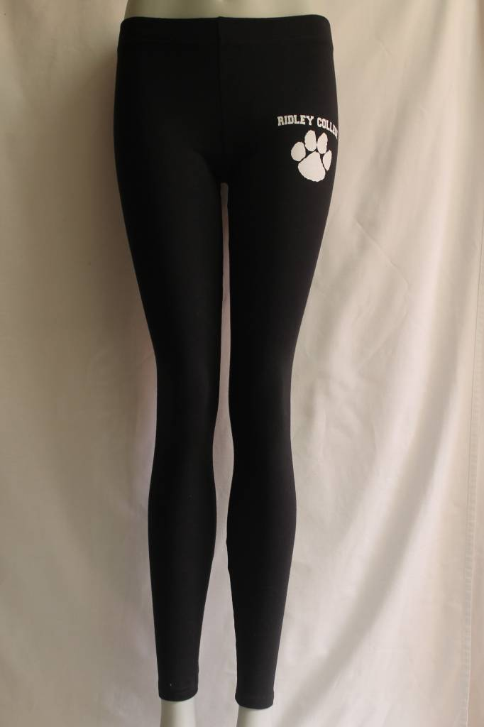 Legging with Paw Print
