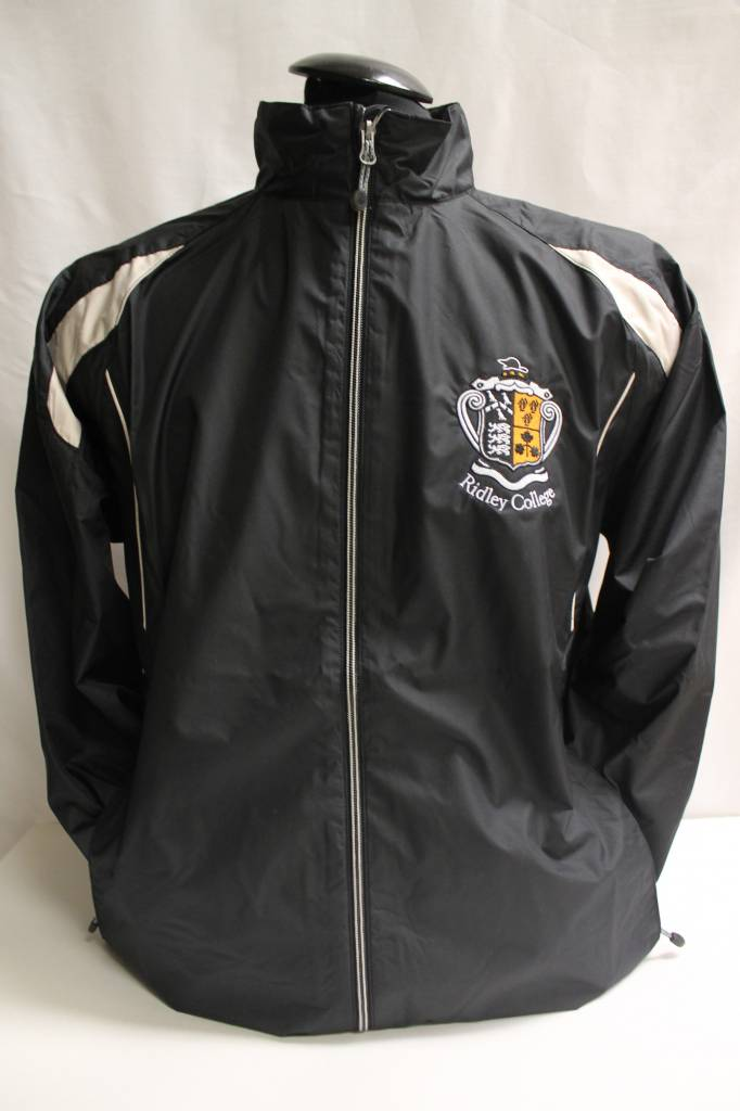 Mens Ridley Crested Windbreaker