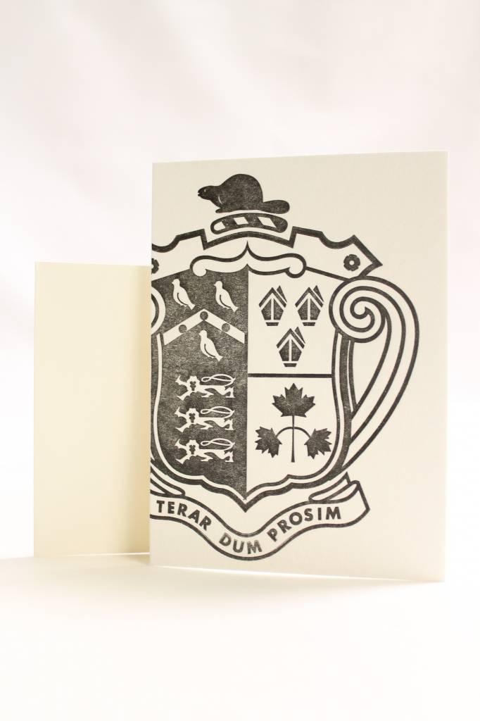 CARD-CREST HAND PRESS