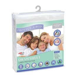 Protect-A-Bed Protect-A-Bed Linen Protector 100cmx90cm