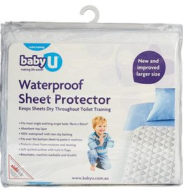 Baby U Baby U Waterproof Sheet Protector