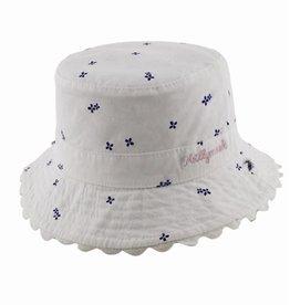 Millymook Baby Girls Bucket - Kaya Blue S