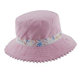 Millymook Baby Girls Bucket - Shoreline Pink S