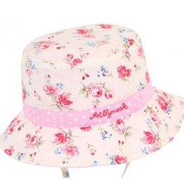 Millymook Baby Girls Bucket - Vintage Floral L