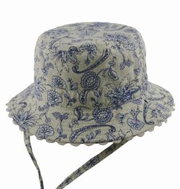 Millymook Girls Bucket - Maisy Blue L
