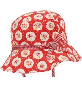 Millymook Girls Bucket - Rosie Red L