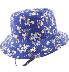 Millymook Girls Bucket - Viola Blue L