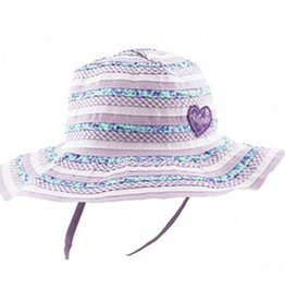 Millymook Girls Floppy - Sweetheart Lilac S