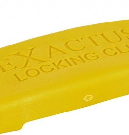Infa Secure InfaSecure Exactus Clamp Yellow