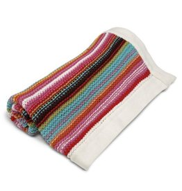 Mamas and Papas Mamas and Papas Knitted Blanket (70x90cm) - Gingerbread