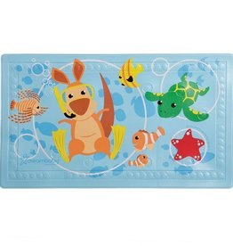 Dreambaby DreamBaby Anti-Slip Bath Mat Aust Animals