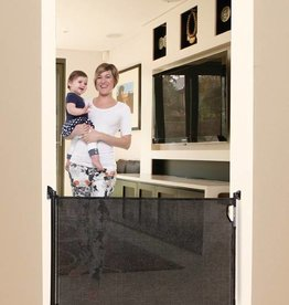 Dreambaby Dreambaby Black Retractable Gate
