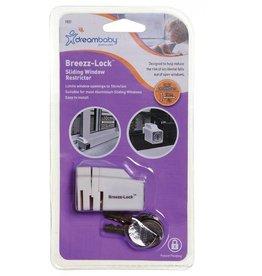 Dreambaby Dreambaby Breezz-Lock Window Restrictor White