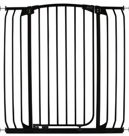 Dreambaby Dreambaby Chelsea Wide Xtra Tall Hallway Swing Closed Security Gate 1M High