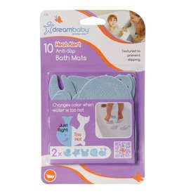 Dreambaby Dreambaby Color Changing Non-Slips 10 Pk
