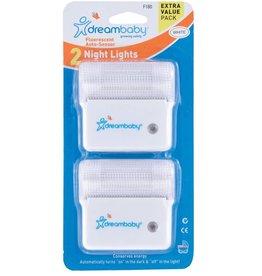 Dreambaby Dreambaby Fluoro Night Light 2 Pack