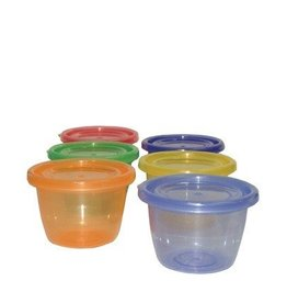 Dreambaby DreamBaby Snack Cups 6 Pack
