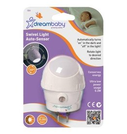 Dreambaby DreamBaby Swivel Auto Sensor Night Light