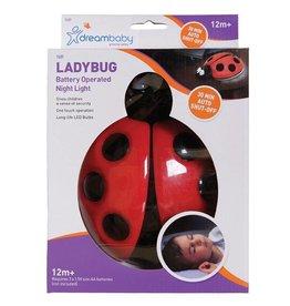 Dreambaby DreamBaby Ladybug B/O Night Light