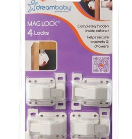 Dreambaby Dreambaby Mag Lock 4 Locks