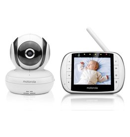Motorola Motorola 3.5 inch Video Baby Monitor MBP36S