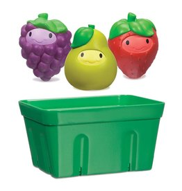 Munchkins Munchkins Squirt N Strain Fruit Basket