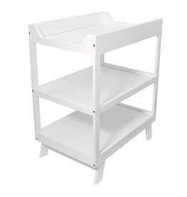 BeBecare BebeCare Euro 3 Tier Change Table White