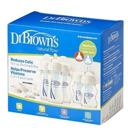 Dr Browns Dr Browns Newborn Feeding Set Wide Neck