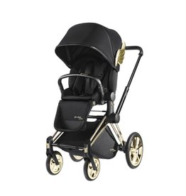 Cybex Cybex Priam Lux Seat and Frame Jeremy Scott Wings Js Wings