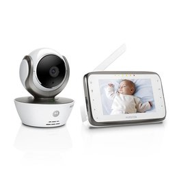 Motorola Motorola WI-FI Monitor with Touch Screen White