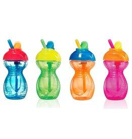 Munchkins Munchkin Click Lock 9oz Flip Straw Cup -1pk (Assortment)