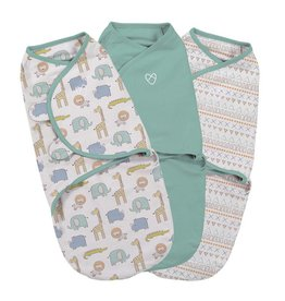 Summer Infant Summer Infant Original Swaddle Small - 3Pk