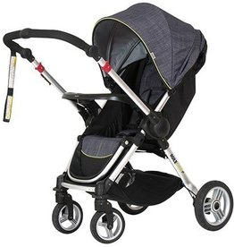 Steelcraft Steelcraft Agile Plus Reverse Handle Stroller
