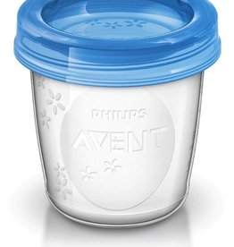 Avent Avent 612 Via 180Ml Refill Cups 10Pk