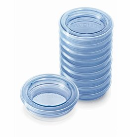Avent Avent 614 Via Replacement Lids 10Pk
