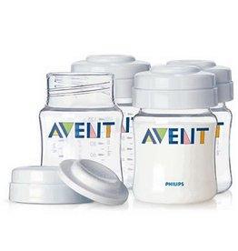 Avent Avent 640 Breast Milk Storage (Pp) Bpa Free - 4Pk