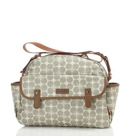 Babymel Babymel Molly Grey Floral Dot
