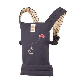 ErgoBaby Ergobaby Doll Carrier with Embroidery Sailor