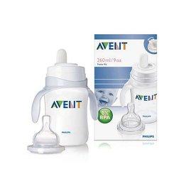Avent Avent Pp Bottle Trainer Kit 260Ml 0% Bpa