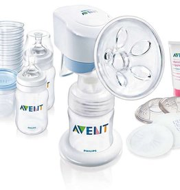 Avent Avent Pp Breast Feeding Essentials