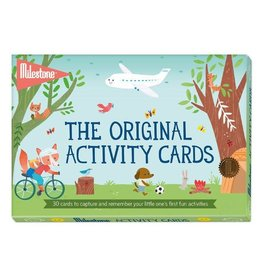 Milestone Milestone Activity Cards - 1 set