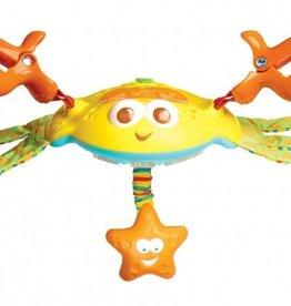 Tiny Love Tiny Love Crosby Clip-On Crab