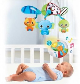 Tiny Love Tiny Love Developmental Peek A Boo Mobile